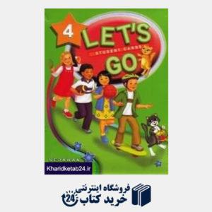 کتاب Lets Go 4 Flashcards