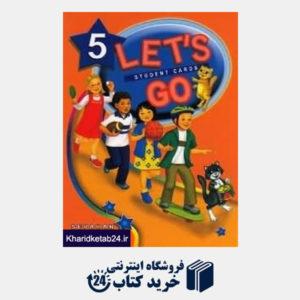 کتاب Lets Go 5 Flashcards