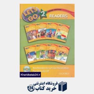 کتاب Lets Go Readers 2 CD