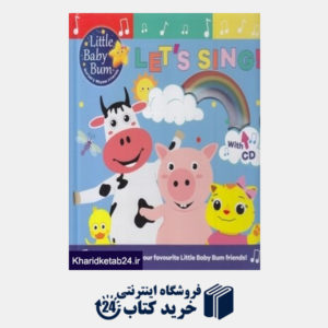 کتاب Lets Sing Little Baby Bum