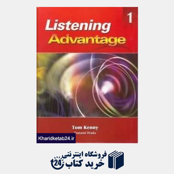 کتاب Listening Advantage 1 CD