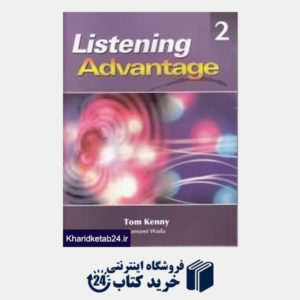 کتاب Listening Advantage 2 CD