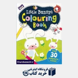 کتاب Little Bunnys Colouring Book