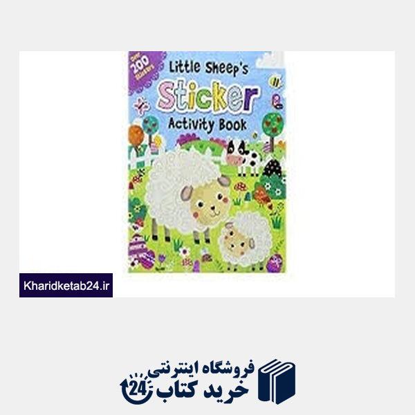 کتاب Little Sheeps Sticker Activity Book