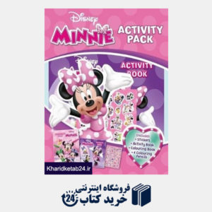 کتاب (Minnie (Colouring Book