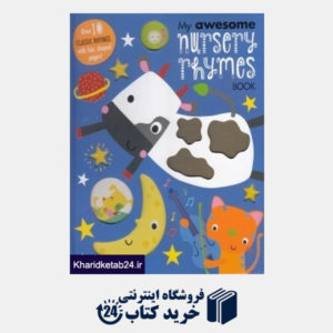 کتاب My Awesome Nursery Rhymes Book