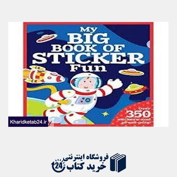 کتاب My Big Book Of Sticker Fun