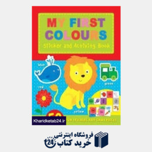 کتاب My First Colouring 7025