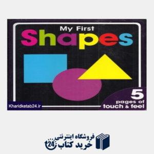 کتاب My First Shapes 1329