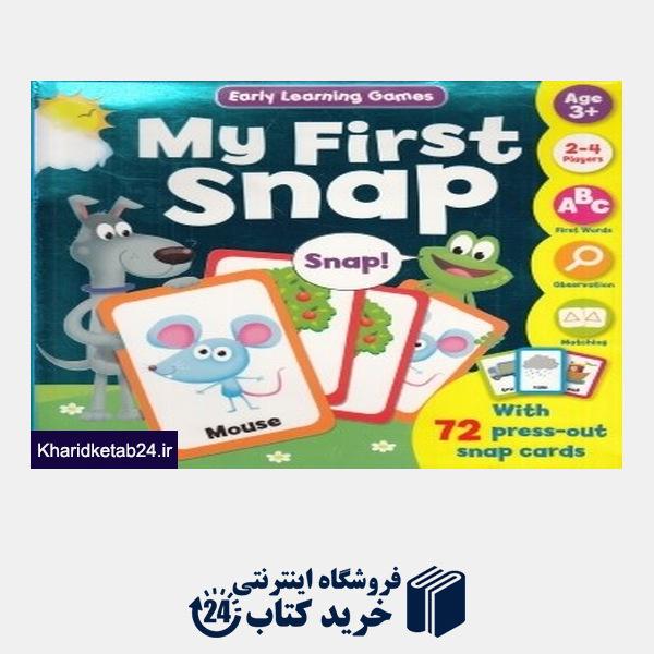 کتاب My First Snap