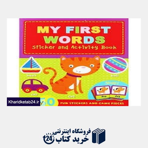 کتاب My First Words 7056