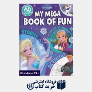 کتاب My Mega Book of Fun Frozen