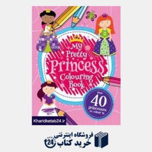 کتاب My Pretty Princess Colouring Book 8151