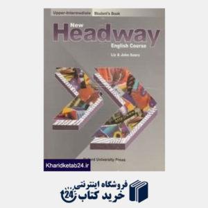 کتاب New Headway Upper Intermediate SB WB