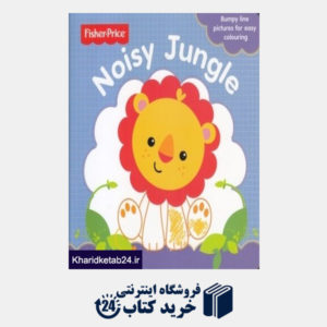 کتاب Noisy Jungle Fisher Price
