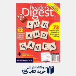 کتاب Readers Digest 8