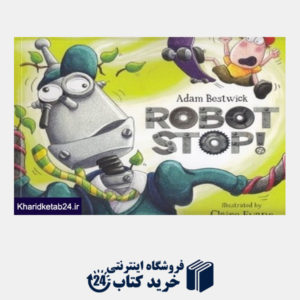کتاب Robot Stop