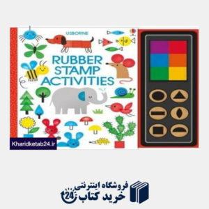 کتاب Rubber Stsmp Activities