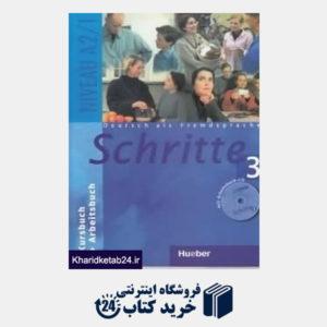 کتاب Schritte 3 CD