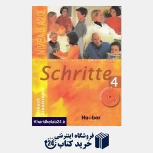 کتاب Schritte 4 CD