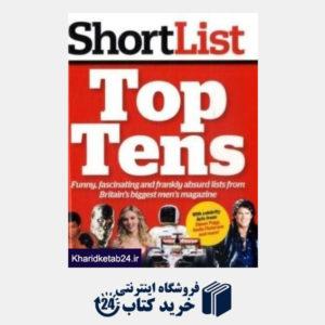 کتاب Shortlist Top Tens (Shortlist Magazine)