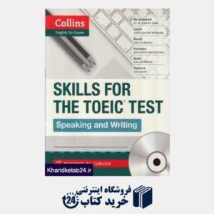 کتاب Skills for the Toeic Test Speaking and Writing CD