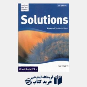 کتاب Solution Avanced SB WB CD