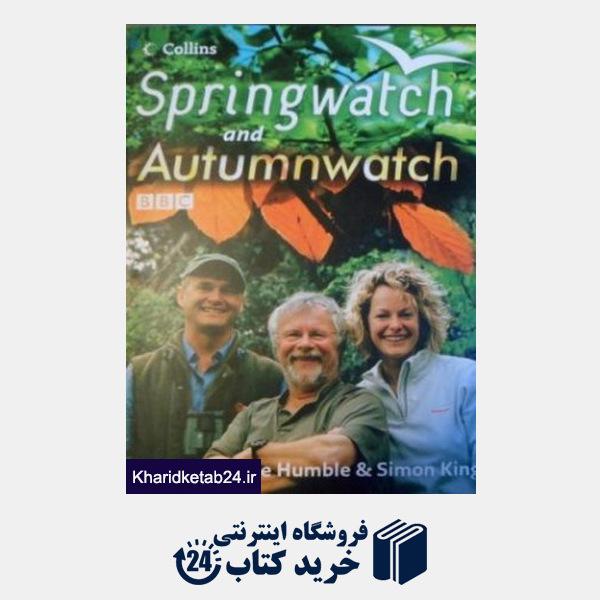 کتاب Springwatch and Autumnwatch