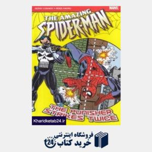 کتاب The Amazing Spider Man marvel