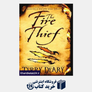 کتاب The Fire Thief (Fire Thief Trilogy)