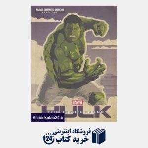 کتاب The Incredible Hulk Marvel