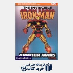 کتاب The Invincible Iron Man