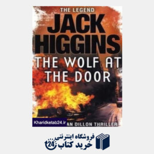 کتاب The Wolf at the Door