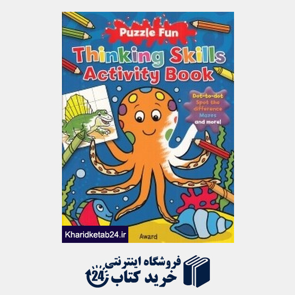 کتاب Thinking Skills Activity Book 2726