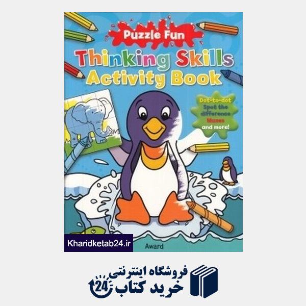 کتاب Thinking Skills Activity Book 2733
