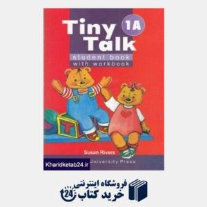کتاب Tiny Talk 1A SB WB CD (تک جلدی)