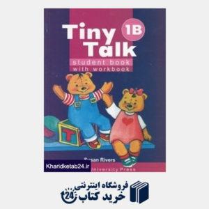 کتاب Tiny Talk 1B SB WB CD (تک جلدی)