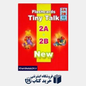 کتاب Tiny Talk 2A 2B Flashcards