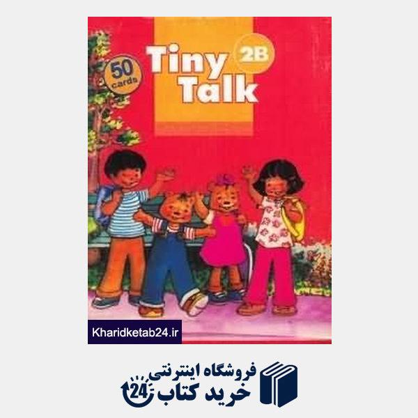 کتاب Tiny Talk 2B Flashcards