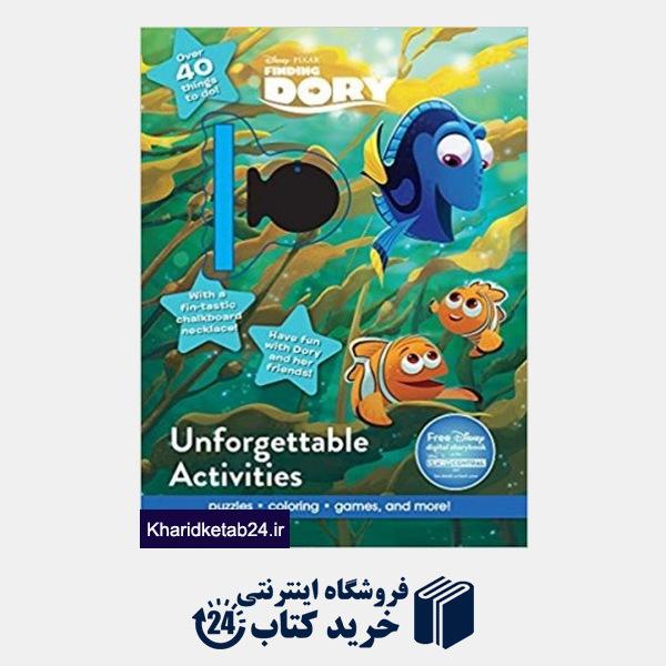 کتاب Unforgettable Activities