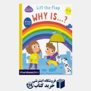 کتاب WHY IS Lift the Flap