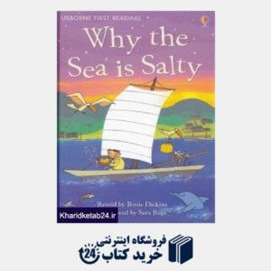 کتاب Why the Dea is Salty