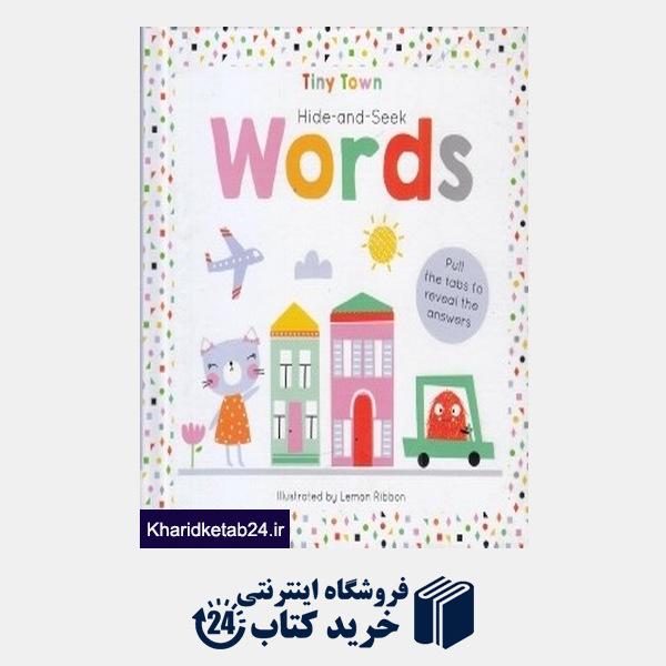 کتاب Words Tiny Town