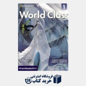 کتاب World Class 1 SB WB CD