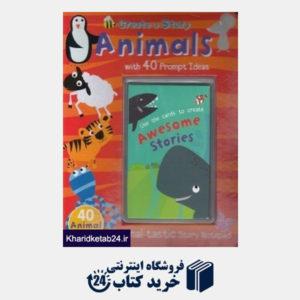 کتاب create a story animals