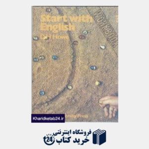 کتاب start with english work book
