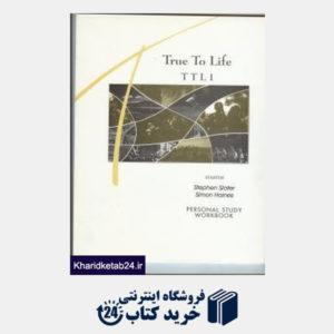 کتاب true to life ttl1 work starter