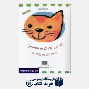کتاب آیا من یک گربه هستم