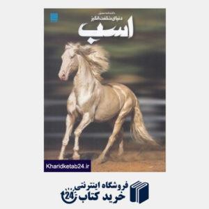 کتاب دانشنامه مصور دنیای شگفت انگیز اسب