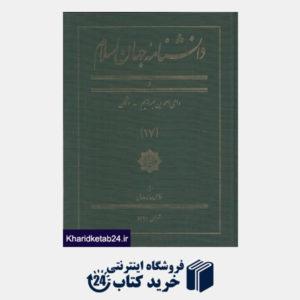 کتاب دانش نامه جهان اسلام 17